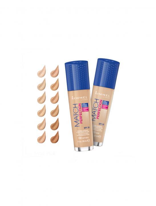 Match Perfection Foundation - HelloOctoberXo - Drugstore Make Up Hype