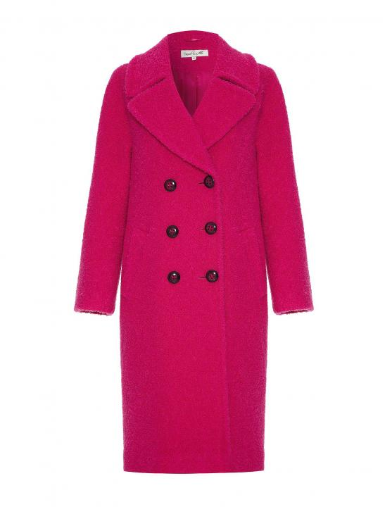 Charlecote Coat - Ruby Francis - Fall Asleep