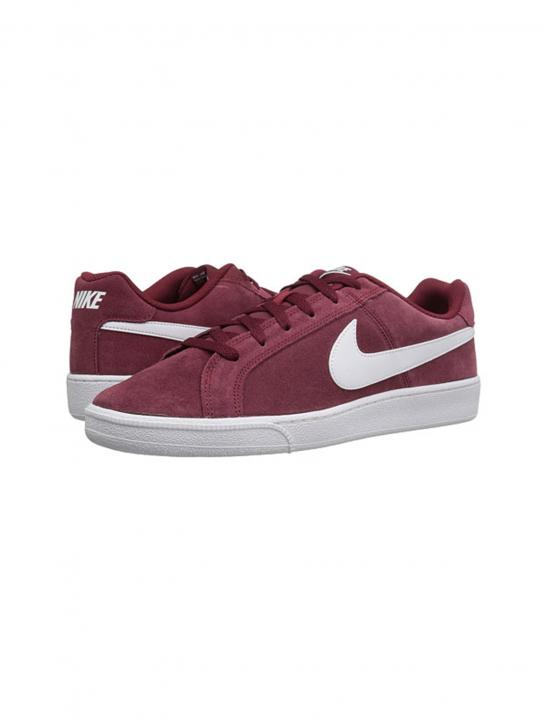 Court Royale Suede Trainers - Jodie Abacus