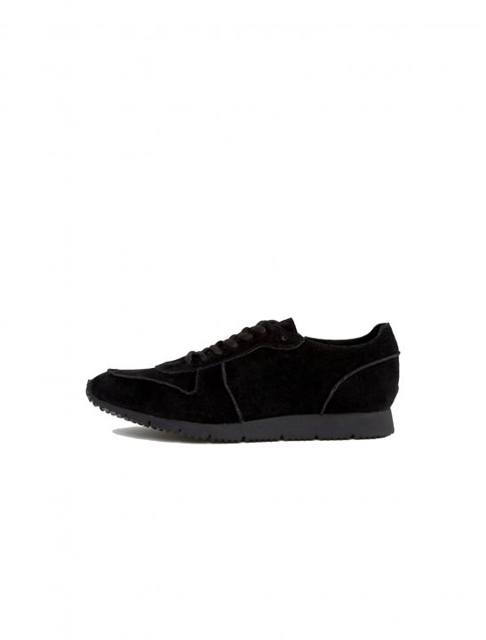 Retro Trainers In Faux Suede - Jodie Abacus - I'll Be That Friend
