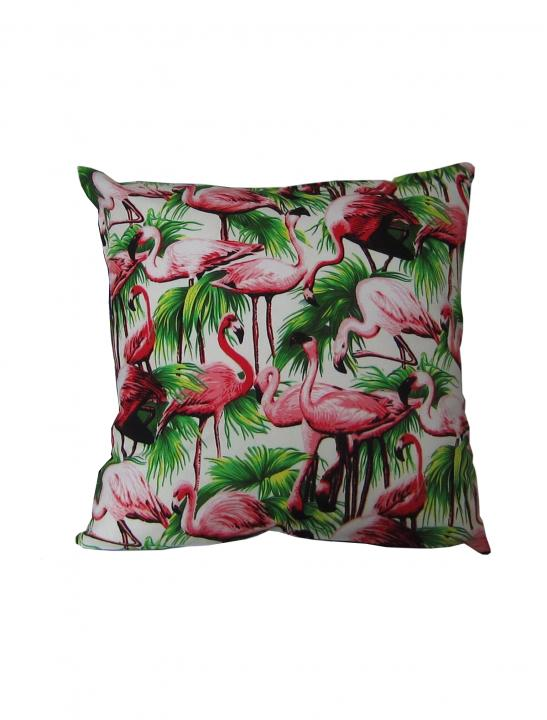 Flamingo Cushion Cover - Big Brother 2017