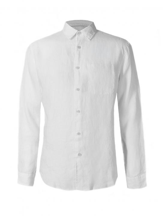 Pure Linen Shirt - Big Brother 2017