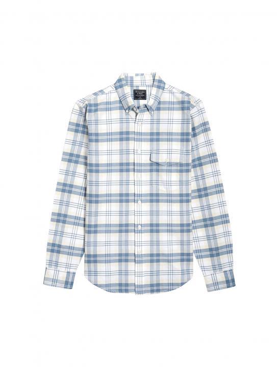 Check Sport Shirt - Ruby Francis