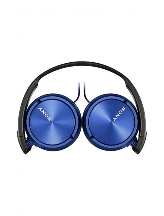 Blue Headphones - Ruby Francis