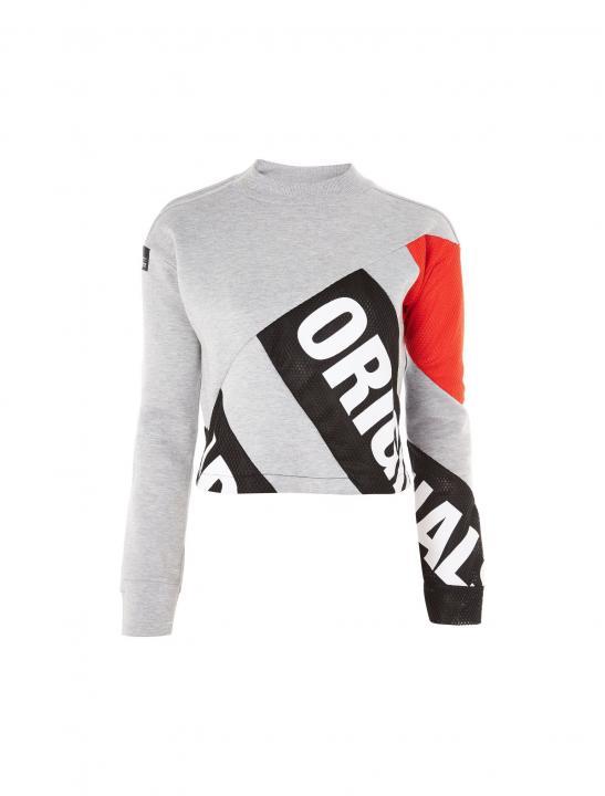Bold Stripe Sweatshirt - The Age Of Luna