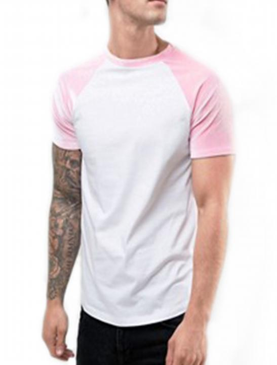 Pink Sleeves T-Shirt - George Ezra