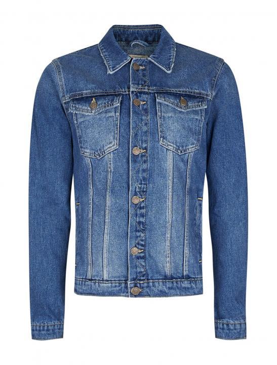 Blue Denim Jacket - 5 After Midnight