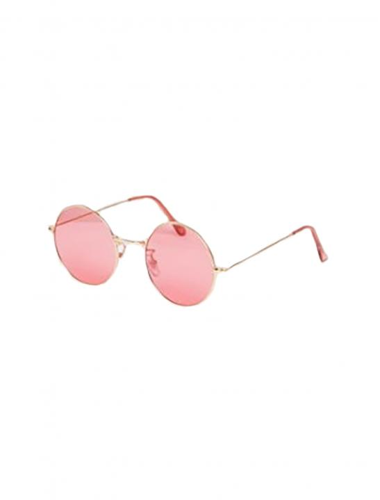 Oversized Round Sunglasses - Ella Eyre