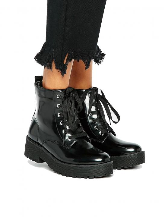 Lace Up Boot - MØ - Drum