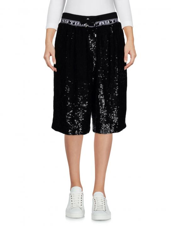 Glitter Shorts - Zara Larsson