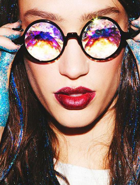Kaleidoscope Glasses Other The Future Eyes
