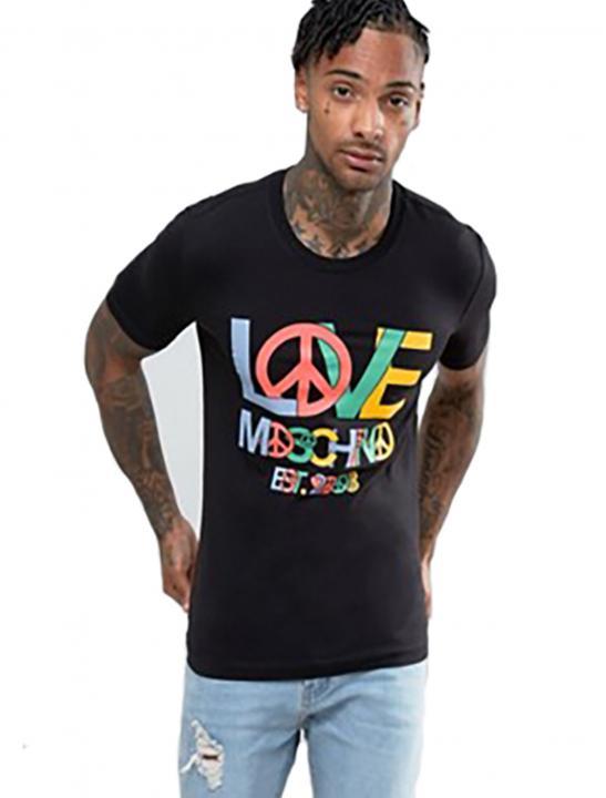 Peace Logo T - Shirt - Zara Larsson