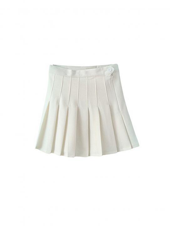 Tennis Pleated Skirt - Olly Murs, Louisa Johnson