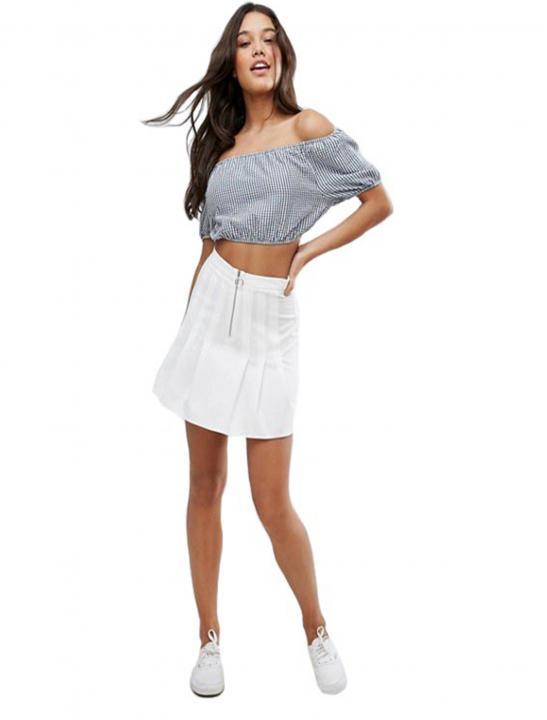 Tennis Mini Skirt - Olly Murs, Louisa Johnson