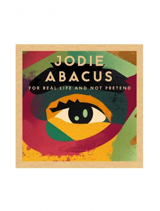 Jodie Abacus - I'll Be That Friend Single - Jodie Abacus