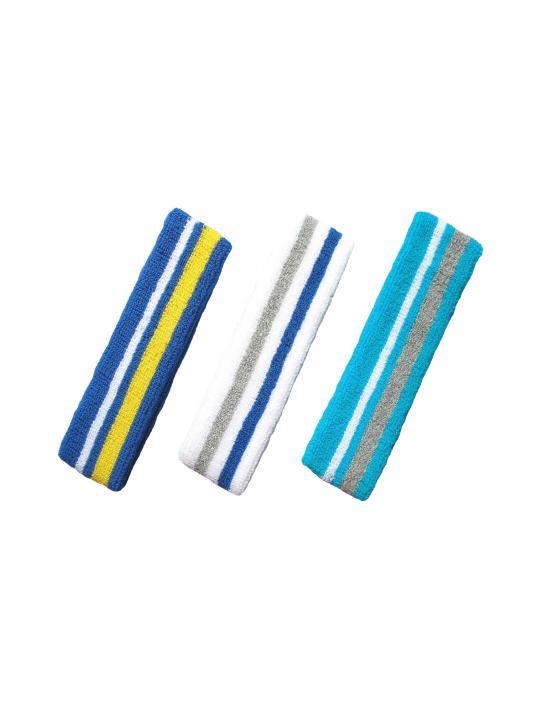 Stripe Headband - Olly Murs, Louisa Johnson