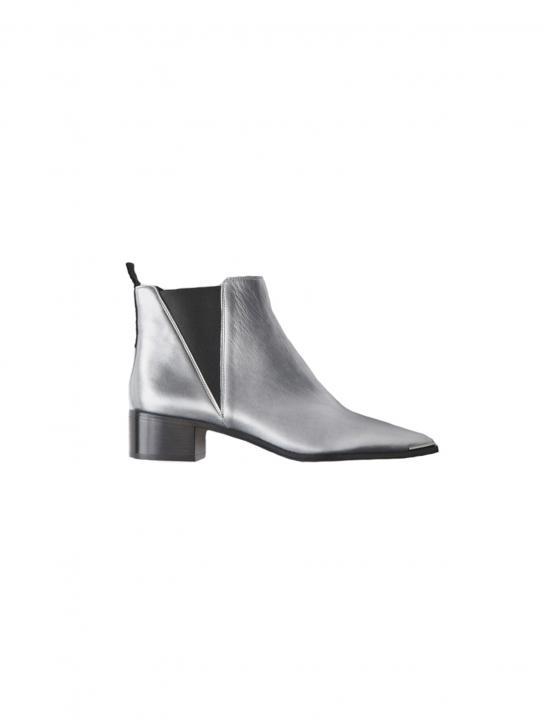 Silver Boots - Louisa Johnson