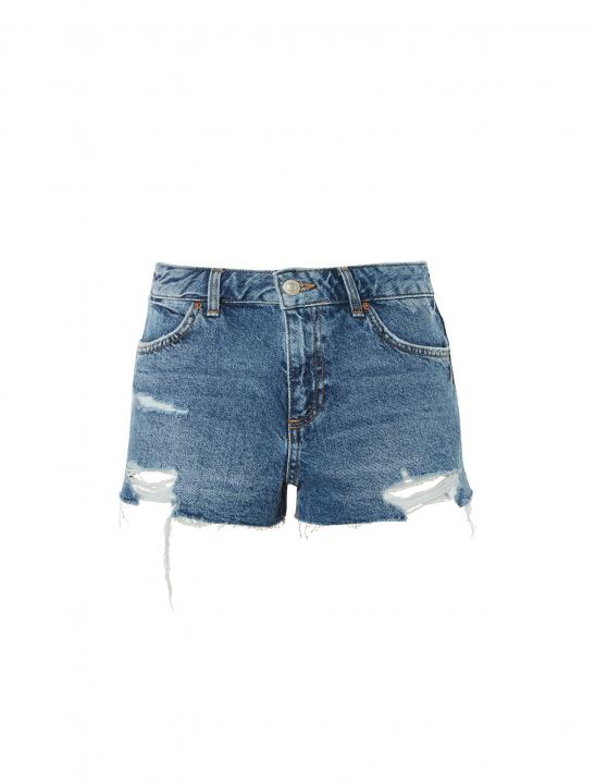 Denim Shorts - Louisa Johnson - Best Behaviour