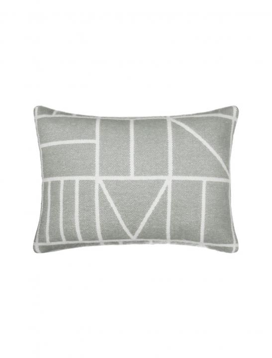 Court Knitted Cushion - Celebrity Big Brother Summer