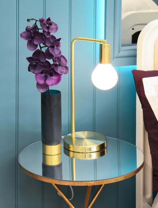 Coloured Glass Vase - Celebrity Big Brother Summer