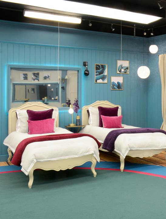 Bedspread - Celebrity Big Brother Summer