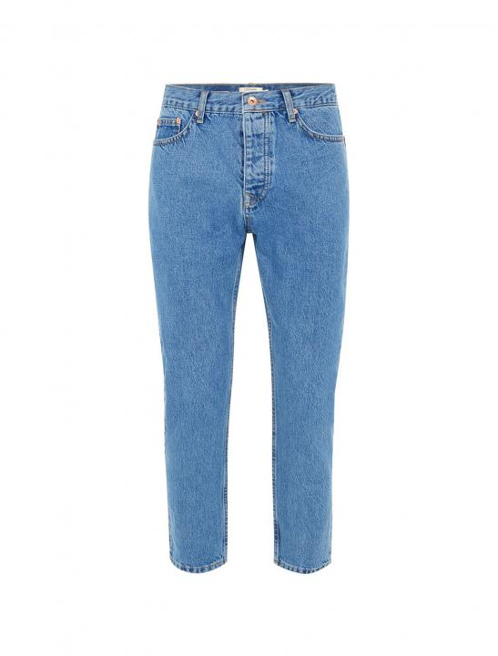 Wash Tapered Jeans - Khalid