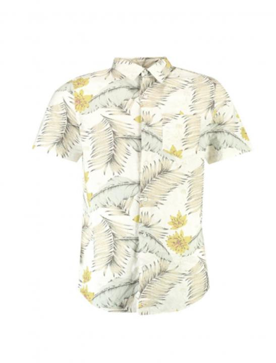Floral Print Shirt - Khalid