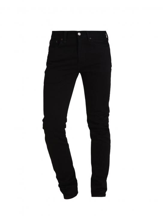 Skinny Black Jeans - Khalid