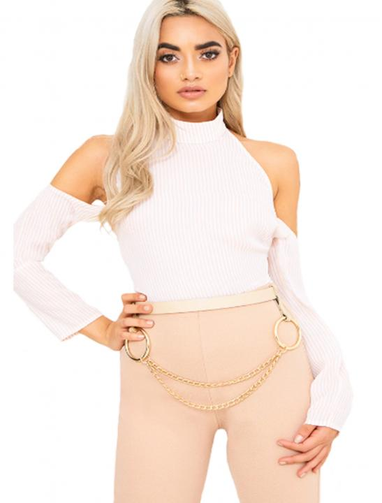 Chain Waist Belt - Louisa Johnson