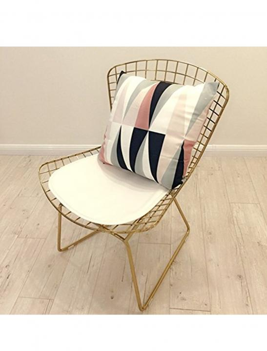 Wire Gold Chair - Celebrity Big Brother Summer