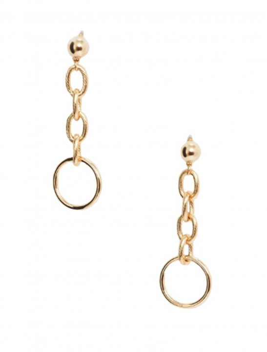 Chain Earrings Jewellery Missguided