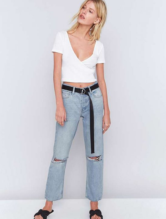 Light Wash Jeans Clothing Urban Outfitters