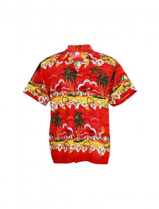 Hawaiian Aloha Shirt Clothing Tropical Paradise