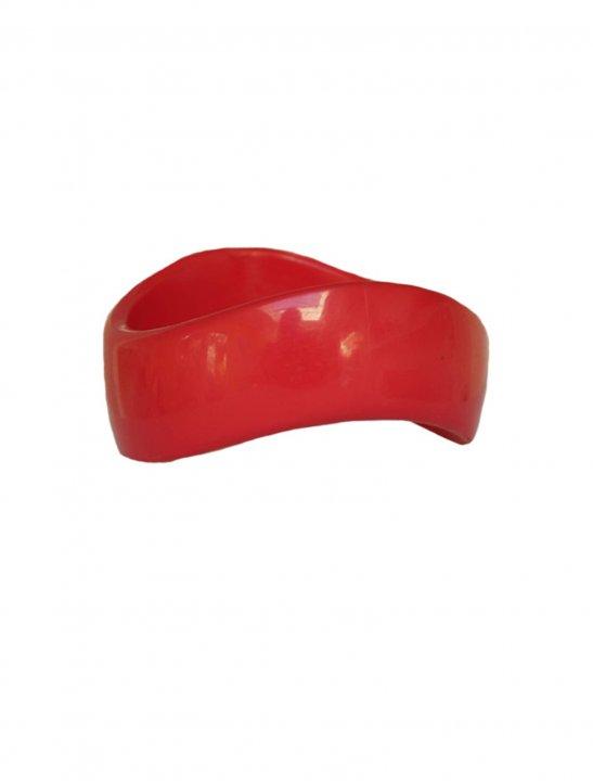 Red Plastic Bangle - Camila Cabello