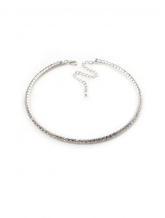 Crystal Choker Necklace - Noah Cyrus