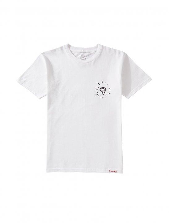 T-Shirt With Outshine Logo - Chris & Kem