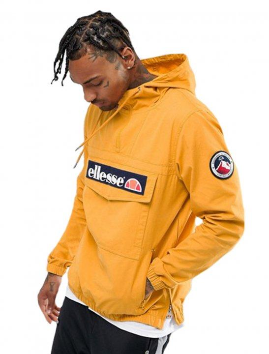 Overhead Jacket In Yellow - Chris & Kem