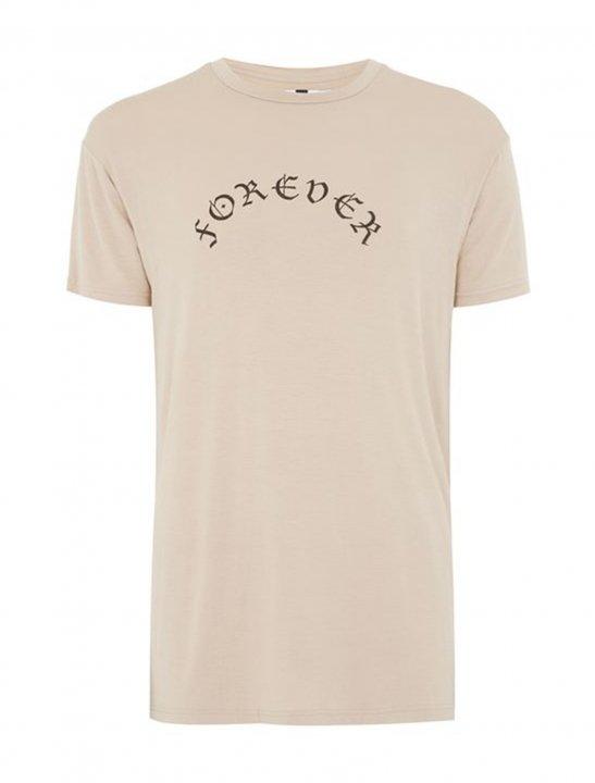 Stone 'Forever' T-Shirt - Chris & Kem