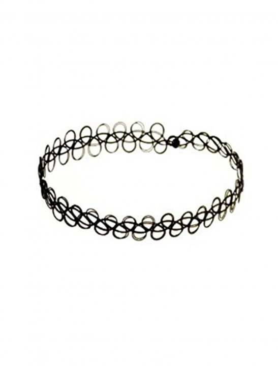 Tattoo Henna Choker - Chris & Kem