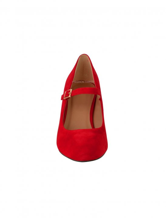Mary Janes Pumps Shoes Fashion Thirsty