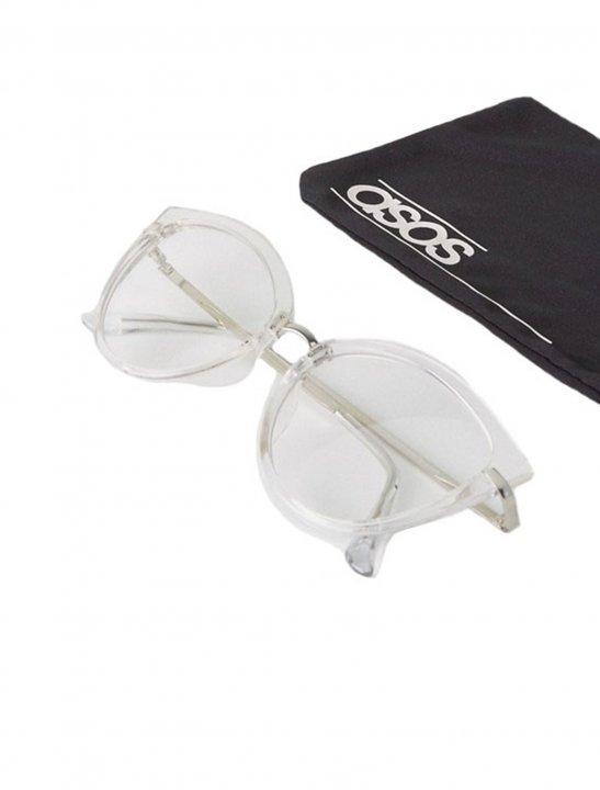 Cat Eye Glasses Accessories Asos