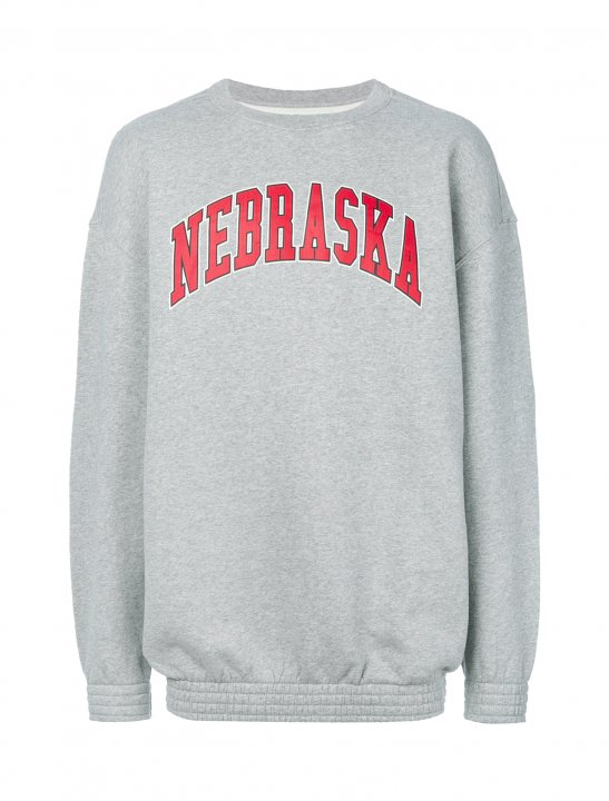 Nebraska Sweatshirt - N.E.R.D & Rihanna