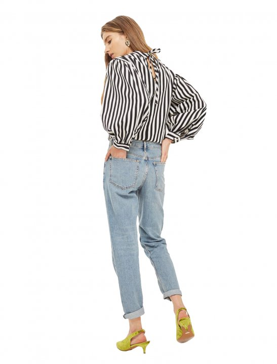 Boyfriend Jeans Clothing MOTO
