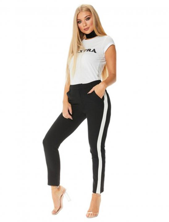 Side Stripe Trousers - Camila Cabello