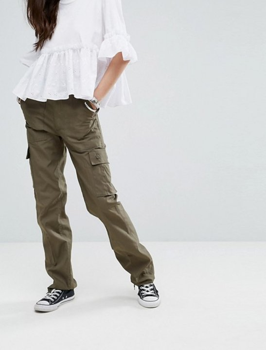 Revived Cargo Trousers - Camila Cabello