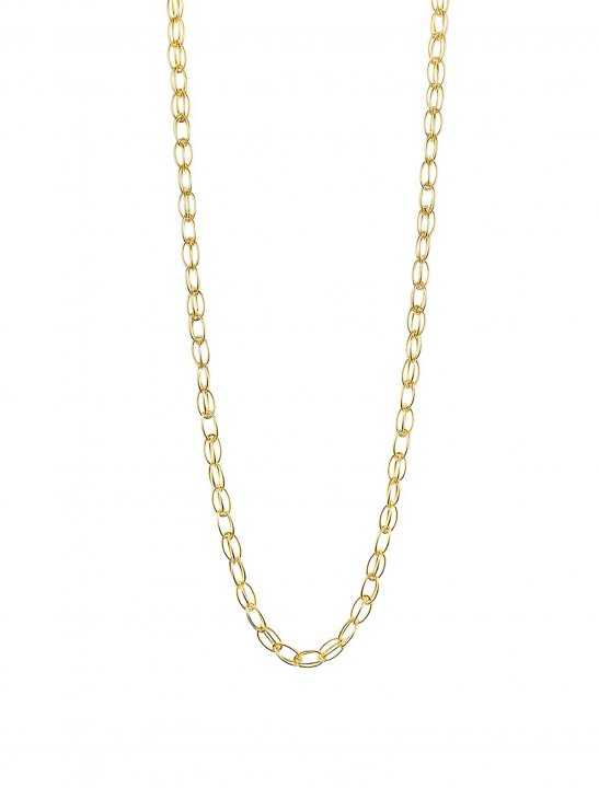 Current Chain Necklace - Jennifer Lopez