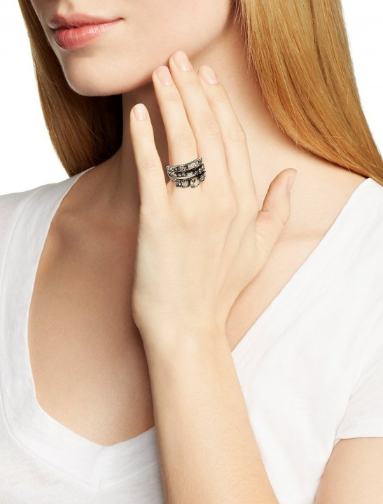 Triple Threat Ring Jewellery Sorrelli