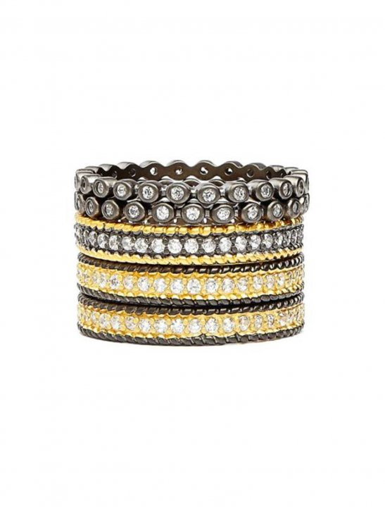 'The Standards' Stackable Rings - Jennifer Lopez