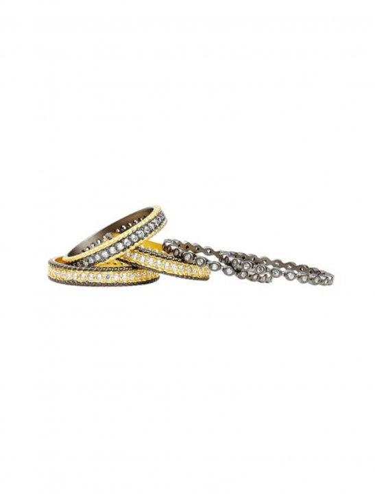 'The Standards' Stackable Rings Jewellery Freida Rothman
