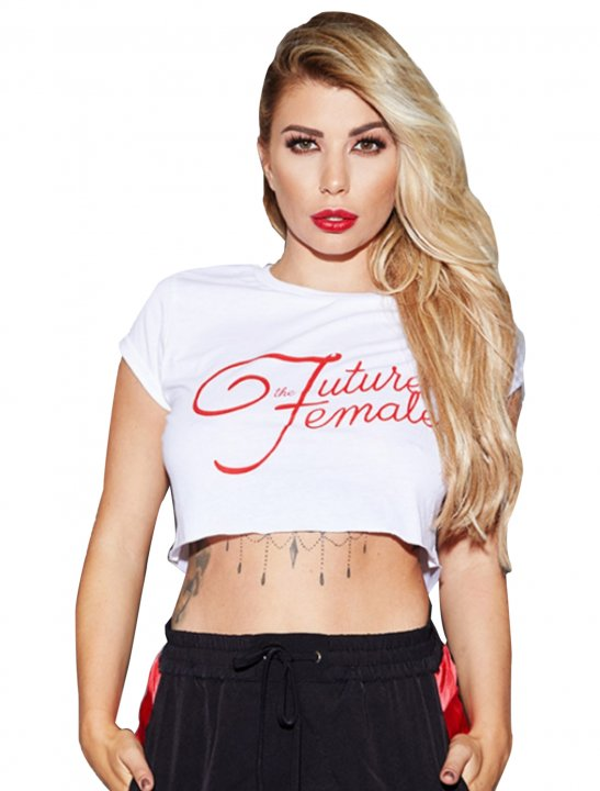 Cropped T-Shirt Clothing Misspap